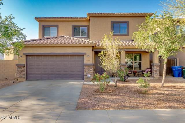 4328 W Burgess Lane, Laveen, AZ 85339 (MLS #6241360) :: Yost Realty Group at RE/MAX Casa Grande