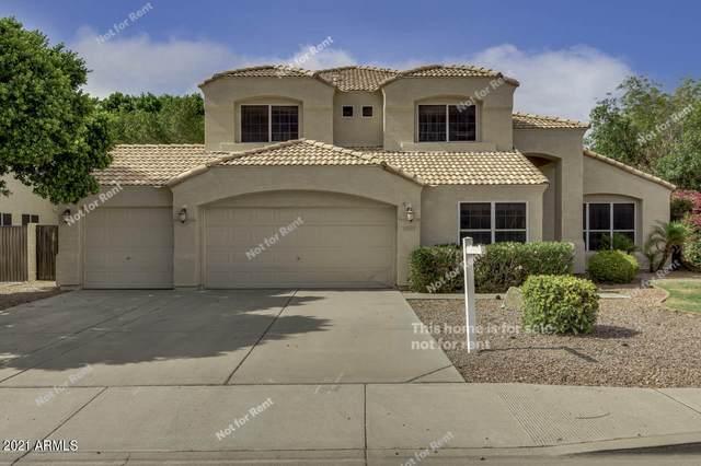 9556 E Idaho Avenue, Mesa, AZ 85209 (MLS #6241387) :: Conway Real Estate