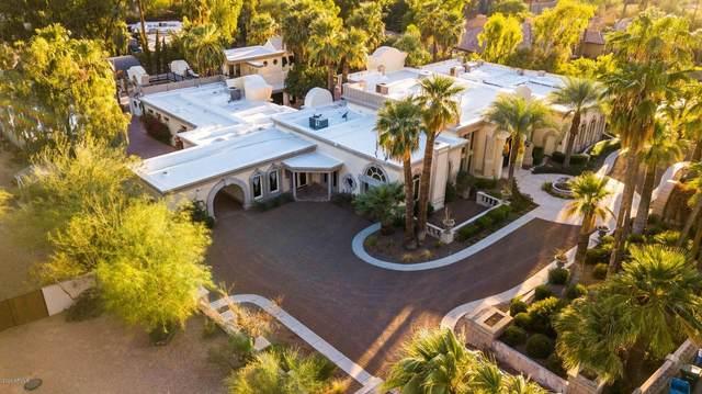 5333 E Palomino Road, Phoenix, AZ 85018 (MLS #6241444) :: Yost Realty Group at RE/MAX Casa Grande