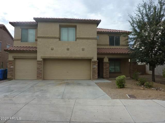 2114 N 94th Avenue, Phoenix, AZ 85037 (MLS #6241448) :: Yost Realty Group at RE/MAX Casa Grande