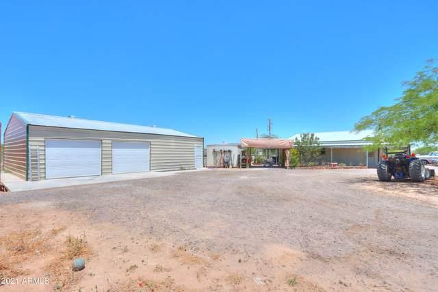 52264 W Esch Trail, Maricopa, AZ 85139 (MLS #6241479) :: The Garcia Group