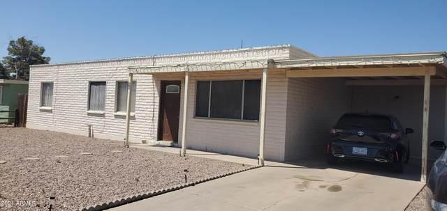 402 E Cholla Street, Casa Grande, AZ 85122 (MLS #6241537) :: Yost Realty Group at RE/MAX Casa Grande