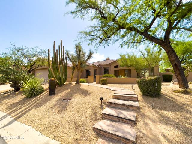 7707 E Evening Glow Drive, Scottsdale, AZ 85266 (MLS #6241551) :: Yost Realty Group at RE/MAX Casa Grande