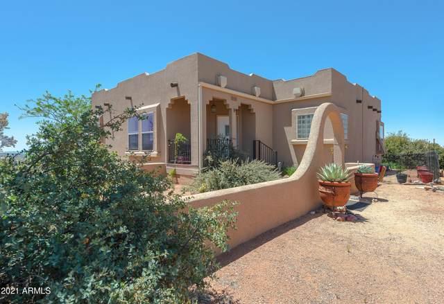 7474 W Parnell Drive, Wilhoit, AZ 86332 (MLS #6241560) :: Yost Realty Group at RE/MAX Casa Grande