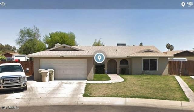 11045 N 57TH Drive, Glendale, AZ 85304 (MLS #6241563) :: Executive Realty Advisors