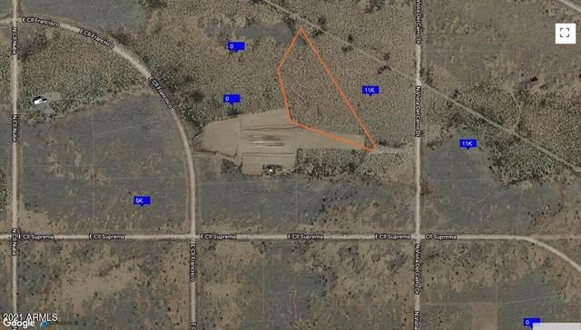 XXXX Vista Del Cerro Drive, Douglas, AZ 85607 (MLS #6241575) :: Long Realty West Valley