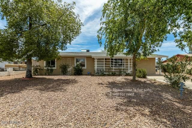 665 N 94TH Place, Mesa, AZ 85207 (MLS #6241604) :: Yost Realty Group at RE/MAX Casa Grande