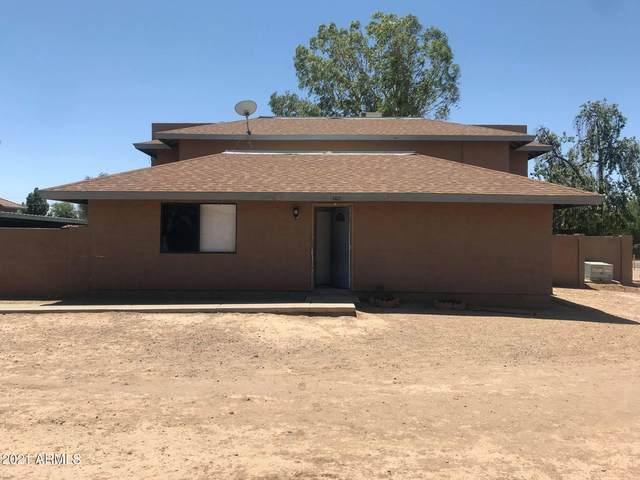 4112 N 69TH Lane #1412, Phoenix, AZ 85033 (MLS #6241622) :: Zolin Group