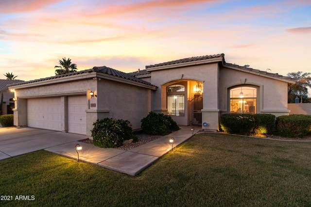 2591 S Leonard Place, Chandler, AZ 85286 (MLS #6241642) :: Yost Realty Group at RE/MAX Casa Grande