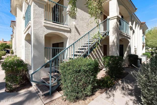16715 E El Lago Boulevard #101, Fountain Hills, AZ 85268 (MLS #6241698) :: The Riddle Group