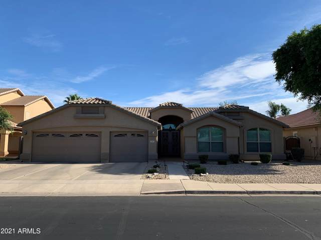 9910 E Pantera Avenue, Mesa, AZ 85212 (MLS #6241734) :: Yost Realty Group at RE/MAX Casa Grande