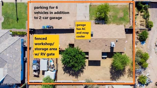 1331 N 65TH Place, Mesa, AZ 85205 (MLS #6241740) :: Scott Gaertner Group