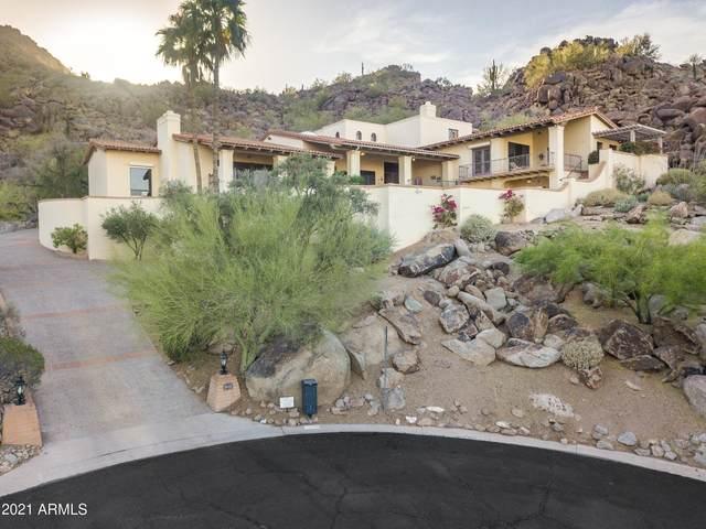 5942 E Sage Drive, Paradise Valley, AZ 85253 (MLS #6241752) :: Elite Home Advisors