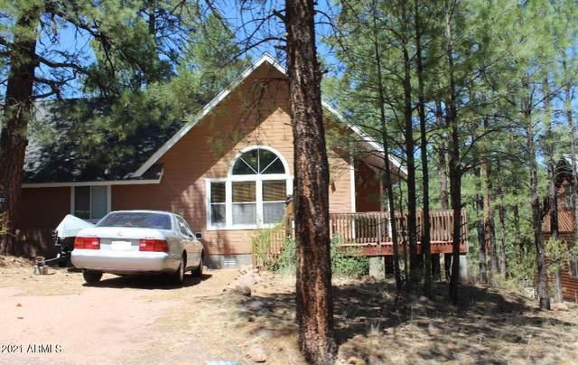 3322 Pine Ridge Drive, Overgaard, AZ 85933 (MLS #6241764) :: The Luna Team