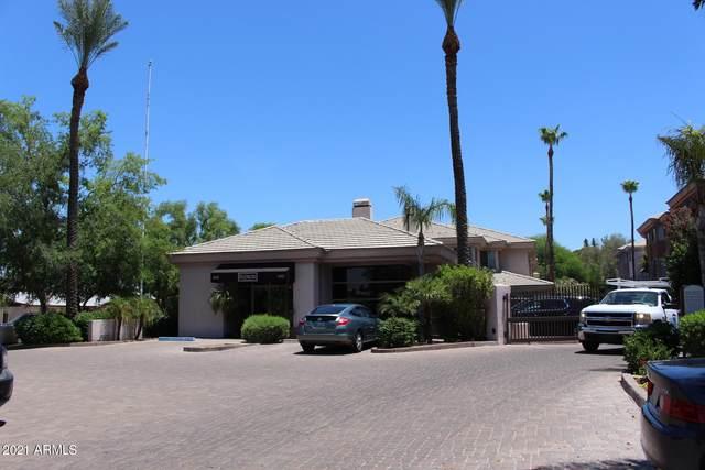 4343 N 21st Street #220, Phoenix, AZ 85016 (MLS #6241780) :: The Riddle Group