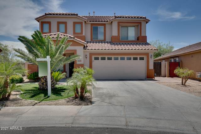 7109 W Beverly Road, Laveen, AZ 85339 (MLS #6241785) :: Klaus Team Real Estate Solutions