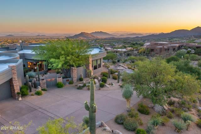 11153 E Distant Hills Drive, Scottsdale, AZ 85262 (MLS #6241787) :: Zolin Group