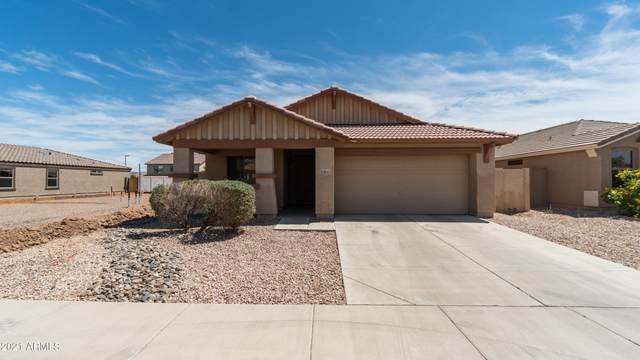 25841 W Valley View Drive, Buckeye, AZ 85326 (MLS #6241800) :: Executive Realty Advisors