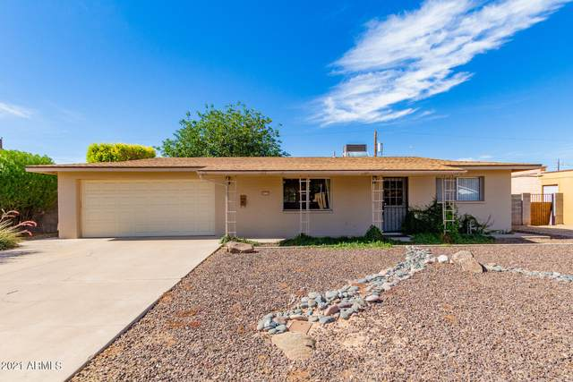 8237 E Plaza Avenue, Scottsdale, AZ 85250 (MLS #6241857) :: Zolin Group