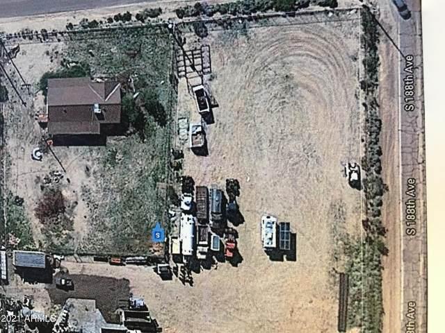 12635 S 188TH Avenue, Buckeye, AZ 85326 (MLS #6241868) :: Yost Realty Group at RE/MAX Casa Grande