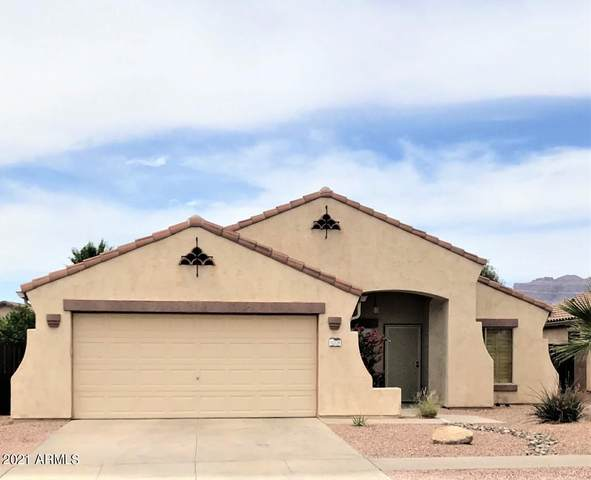 10328 E Peralta Canyon Drive, Gold Canyon, AZ 85118 (MLS #6241907) :: Dave Fernandez Team | HomeSmart