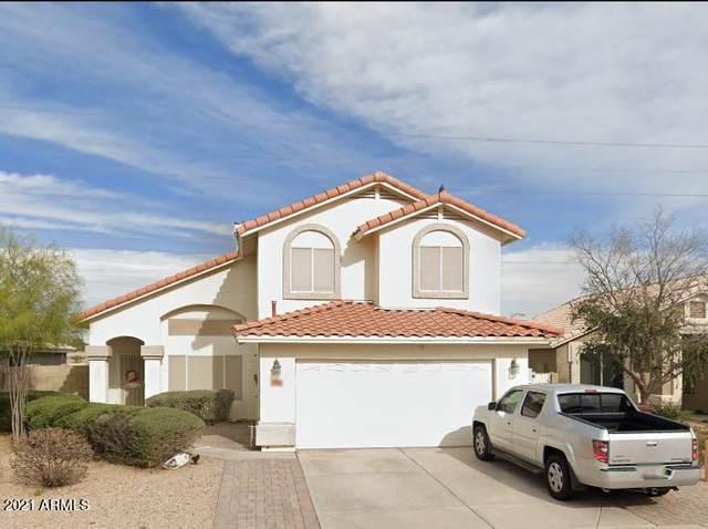 8741 N 112TH Avenue, Peoria, AZ 85345 (MLS #6241949) :: Yost Realty Group at RE/MAX Casa Grande