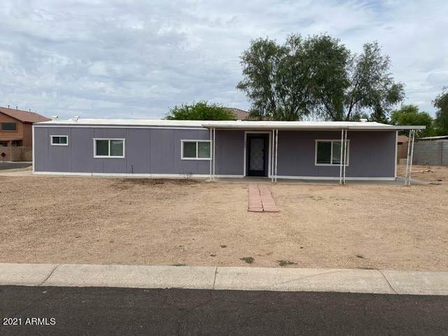 16247 N 71ST Avenue, Peoria, AZ 85382 (MLS #6241964) :: Walters Realty Group