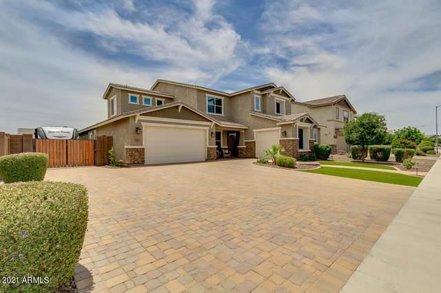 9349 W Cashman Drive, Peoria, AZ 85383 (MLS #6241971) :: Maison DeBlanc Real Estate