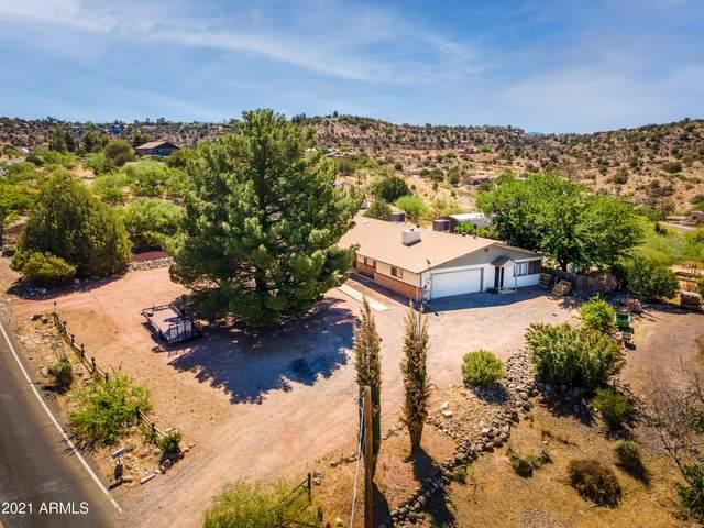 4295 E Navajo Lane, Rimrock, AZ 86335 (MLS #6241980) :: Yost Realty Group at RE/MAX Casa Grande