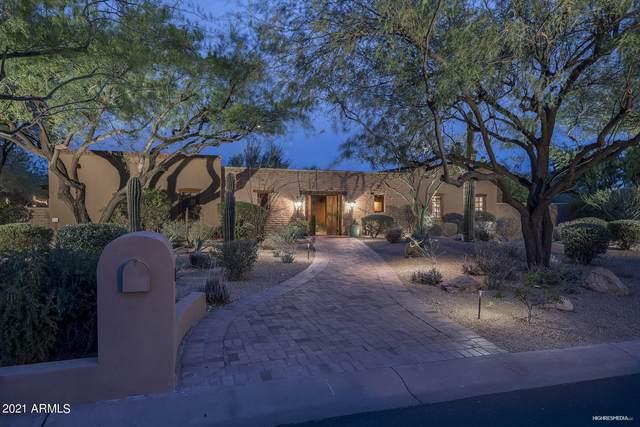 3633 E Old Adobe Lane, Paradise Valley, AZ 85253 (MLS #6241991) :: Conway Real Estate