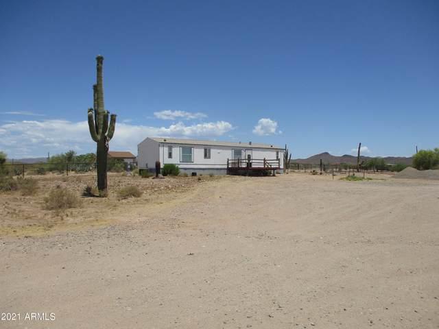 41303 N 256TH Avenue, Morristown, AZ 85342 (MLS #6242003) :: Conway Real Estate
