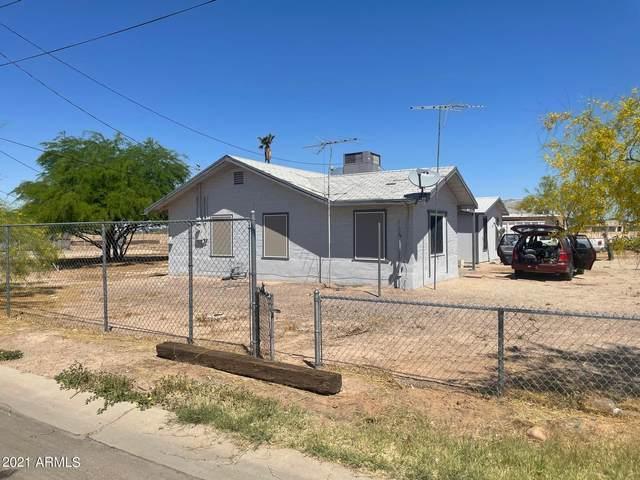 1401 N Houck Street, Casa Grande, AZ 85122 (MLS #6242075) :: Yost Realty Group at RE/MAX Casa Grande