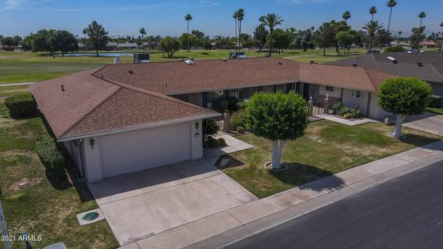 10504 W Tropicana Circle, Sun City, AZ 85351 (MLS #6242084) :: Service First Realty