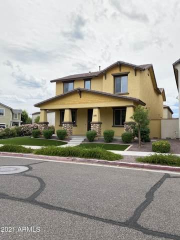 2268 N Valley View Drive N, Buckeye, AZ 85396 (MLS #6242091) :: Midland Real Estate Alliance