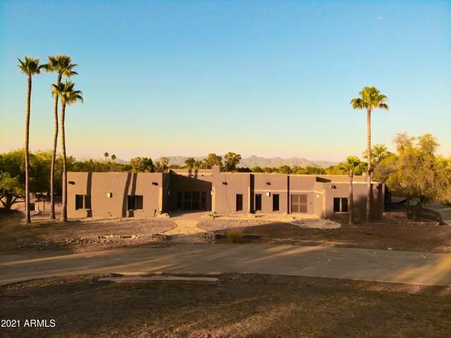 4844 E Tomahawk Trail, Paradise Valley, AZ 85253 (MLS #6242116) :: Keller Williams Realty Phoenix
