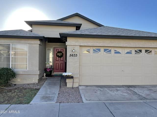 5633 S 42ND Street, Phoenix, AZ 85040 (MLS #6242154) :: Arizona Home Group