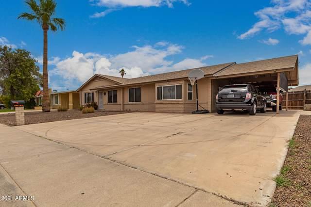 20015 N 17TH Drive, Phoenix, AZ 85027 (MLS #6242186) :: Executive Realty Advisors