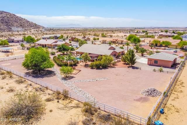 9370 W Weaver Circle, Casa Grande, AZ 85194 (MLS #6242191) :: CANAM Realty Group