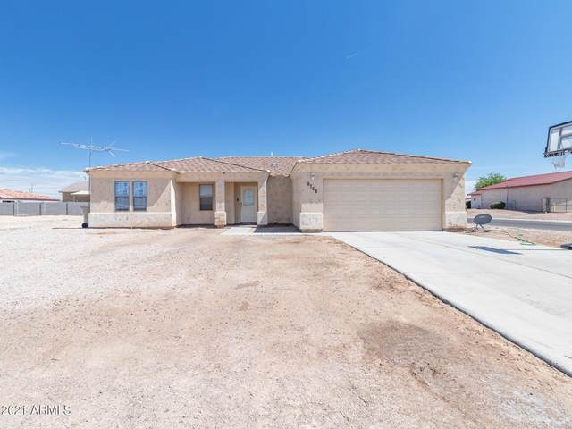 9768 W Sunbird Drive, Arizona City, AZ 85123 (MLS #6242197) :: Power Realty Group Model Home Center