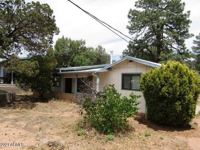 205 S Thomas Lane, Payson, AZ 85541 (MLS #6242214) :: Yost Realty Group at RE/MAX Casa Grande