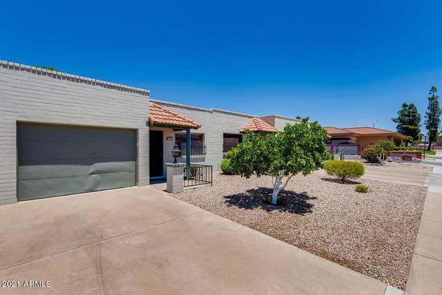 4328 E Capri Avenue #195, Mesa, AZ 85206 (MLS #6242236) :: Keller Williams Realty Phoenix