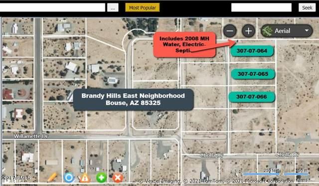 000 El Vogel Way, Bouse, AZ 85325 (MLS #6242252) :: Power Realty Group Model Home Center