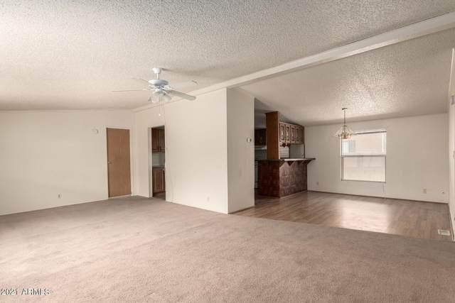8601 N 103RD Avenue #193, Peoria, AZ 85345 (MLS #6242314) :: Midland Real Estate Alliance