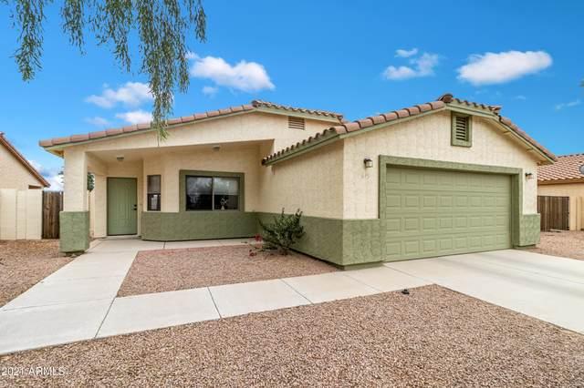 615 S 12th Street, Coolidge, AZ 85128 (MLS #6242327) :: Yost Realty Group at RE/MAX Casa Grande
