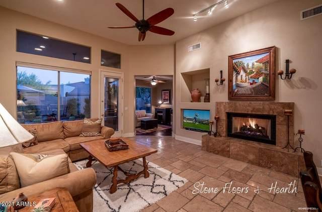 7181 E Bramble Berry Lane, Scottsdale, AZ 85266 (MLS #6242331) :: CANAM Realty Group