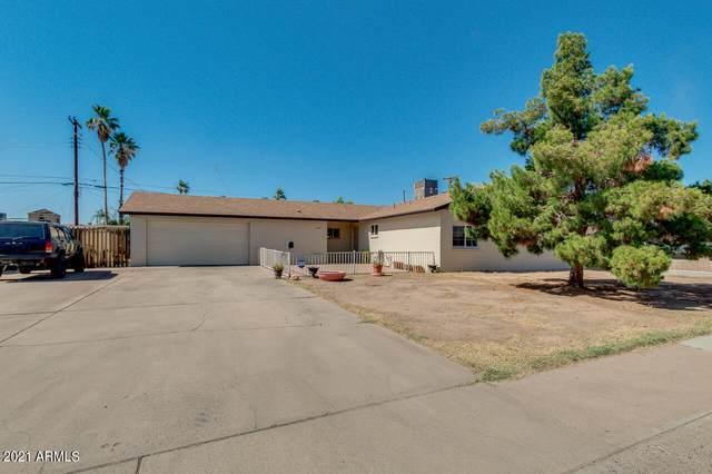 6002 W Medlock Drive, Glendale, AZ 85301 (MLS #6242380) :: Conway Real Estate