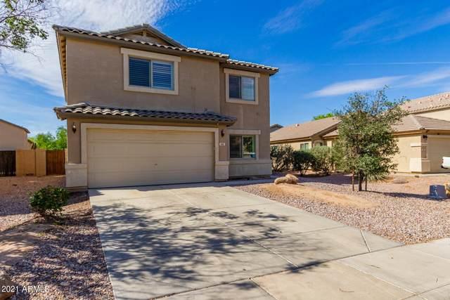 165 W Welsh Black Circle, San Tan Valley, AZ 85143 (MLS #6242388) :: Yost Realty Group at RE/MAX Casa Grande