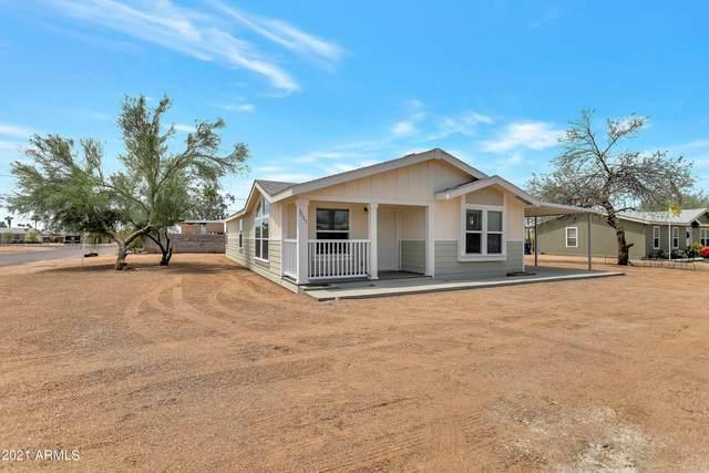 3025 W Manzanita Street, Apache Junction, AZ 85120 (MLS #6242405) :: CANAM Realty Group