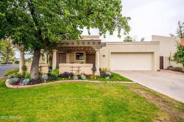 2322 S Rogers #45, Mesa, AZ 85202 (MLS #6242423) :: Yost Realty Group at RE/MAX Casa Grande