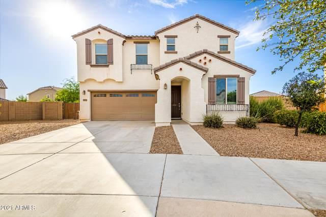 21044 E Cherrywood Drive, Queen Creek, AZ 85142 (MLS #6242437) :: Klaus Team Real Estate Solutions